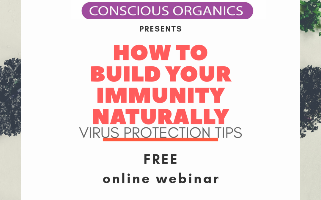 Purple Sprout - Holistic Health Services - How To Build Your Immunity Naturally - Free Online Webinar